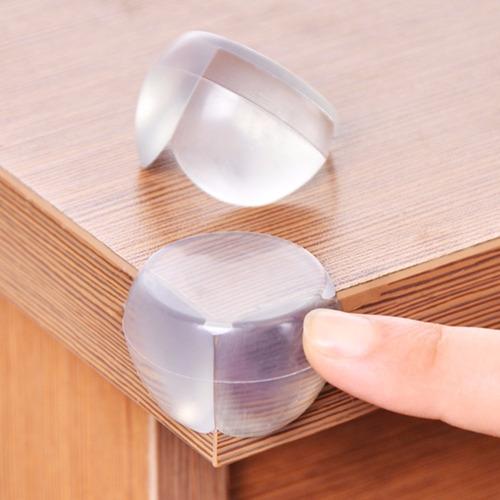 protetor quina silicone crianças segurança mesa armário kit