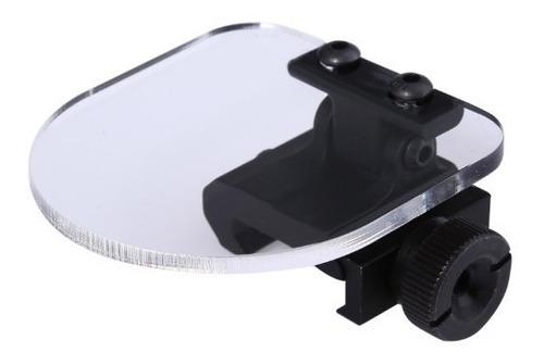 protetor red dot e luneta dobrável para airsoft paintball