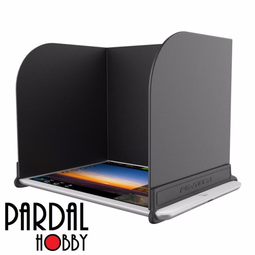 protetor sol p/ mavic spark phantom 168mm ipad mini galaxy 8