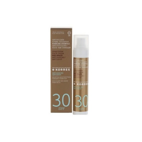 4f70cc646 Protetor Solar Facial Korres - Beleza e Cuidado Pessoal no Mercado ...