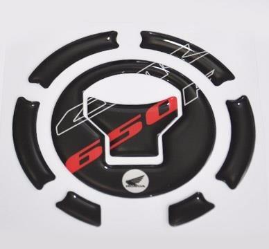 protetor tank pad tanque bocal moto honda cb cbr 650 f m02