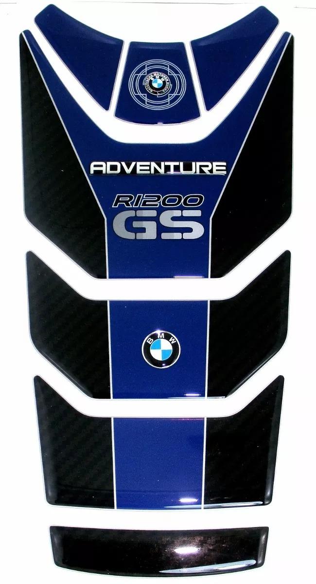 Protetor Tanque Bmw R 1200 Gs Adventure Azul Resina Italiana - R ... c465cf5df8901
