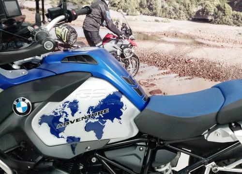 protetor tanque laterall bmw adventure 1200 2015 original bm