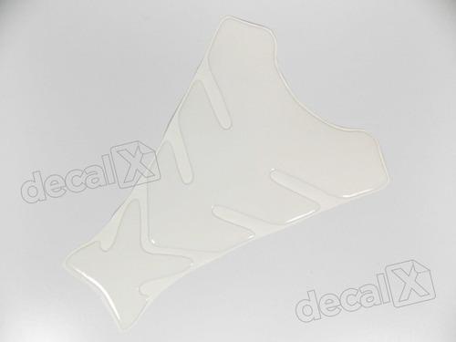 protetor tanque tankpad transparente resinado pad4