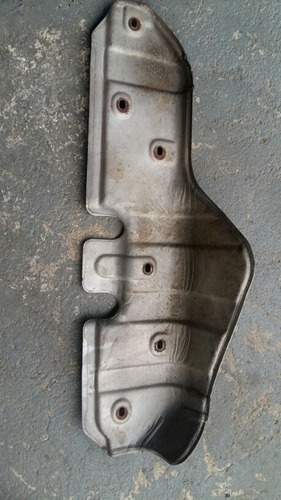 protetor térmico coletor escapamento mercedes e320 s500 6c