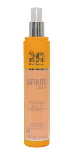 protetor térmico vegano thermal brush mugenn cosmético 300ml