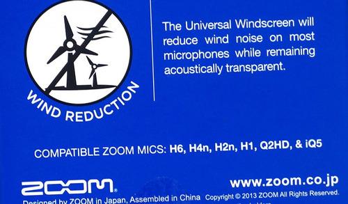 protetor vento zoom wsu-1 h1 h2n h4 h5 h6 universal tascam