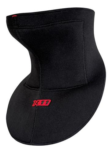 protetor x11 anti cerol linhas pipa pescoço moto original