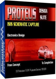 proteus professional v8.5