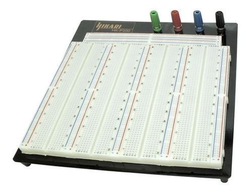 protoboard 3220 furos hikari hk-p300