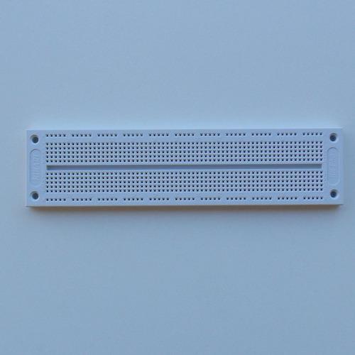 protoboard 760 pontos hk-p50 hikari para eletronica arduino
