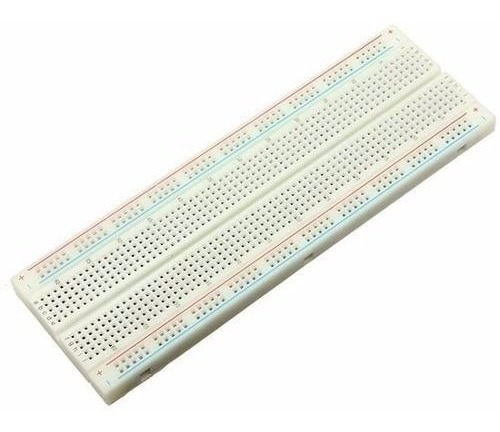 protoboard 830 pontos furos arduino projeto eletronica pic