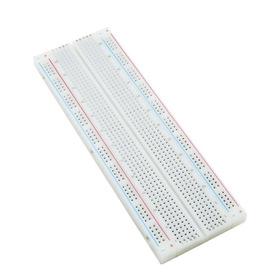 Protoboard Breadboard De 830 Pontos Furos Arduino Pic