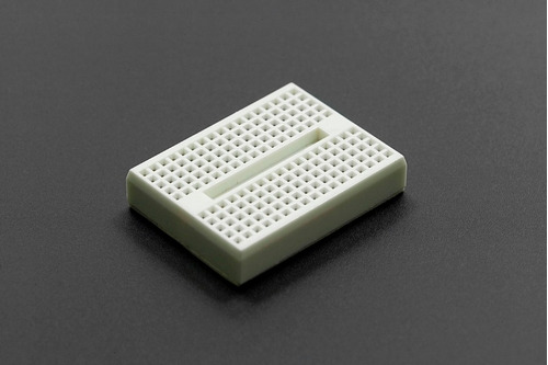 protoboard fit0008 mini bread board self adhesive white