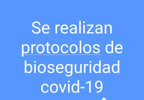 protocolo bioseguridad y sistema de salud ocupacional