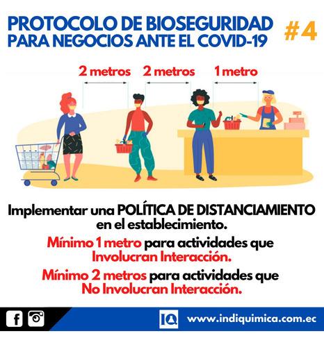 protocolo de bioseguridad para negocios capacitación virtual
