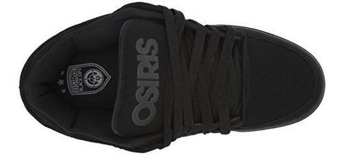 protocolo osiris - zapatillas de skate para hombre