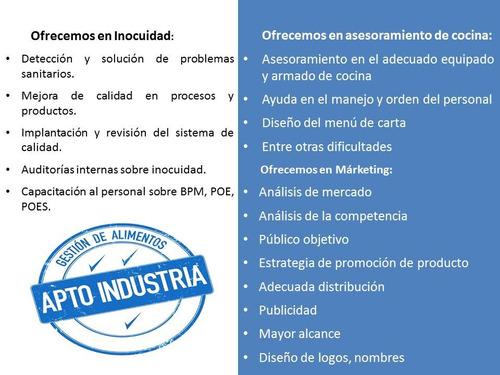 protocolo, restaurante, asesores, manuales bpm, marketing,