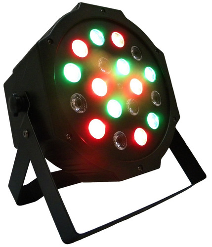 proton led negro  profesional 18 watts tacho fiestas