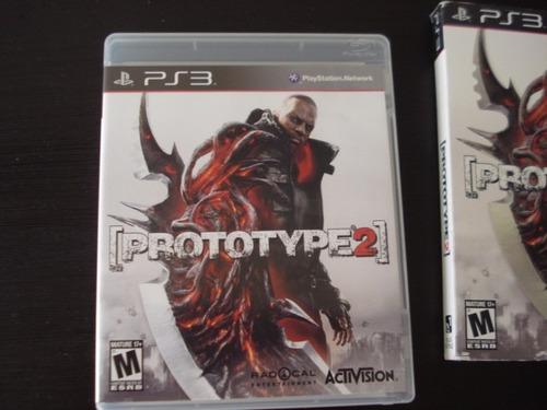 prototype 2 play satation 3