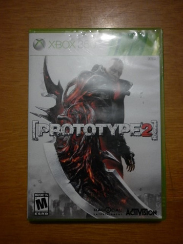 prototype 2 x-box 360