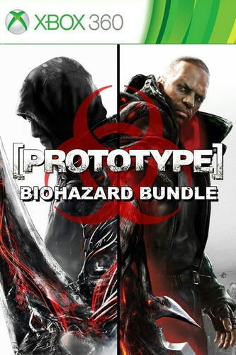 prototype biohazard - xbox 360 digital