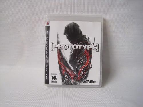 prototype juego ps3 usado activision