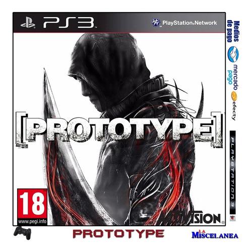 prototype ps3 digital
