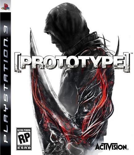 prototype ps3 en caja tomo usados!