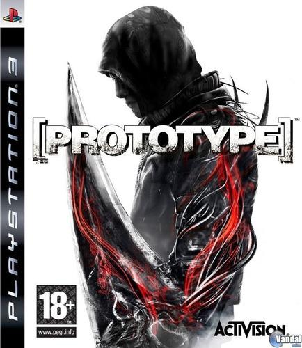 prototype ps3 original entrega inmediata