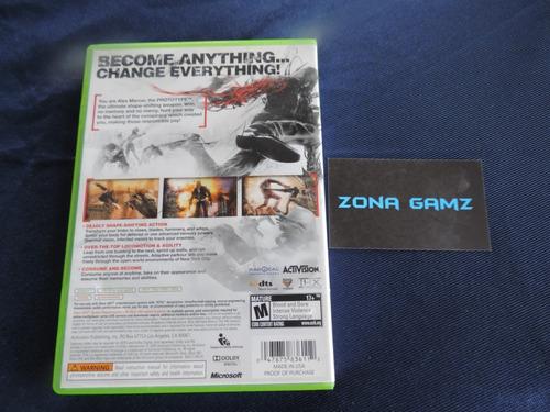 prototype xbox 360 zonagamz
