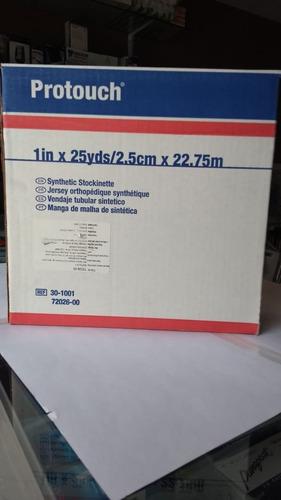 protouch 2.5cmx22.75m vendaje tubular sintetico