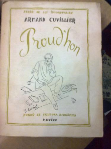 proudhon - armand cuvillier