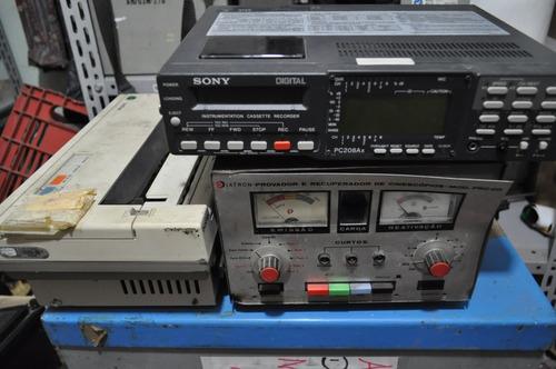 provador e recuperador de cinescópios prc20