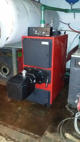 proveemos e instalamos calderas y estufas de pellets