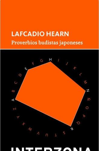 proverbios budistas japoneses - lafcadio hearn