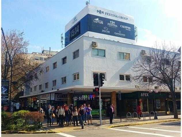 providencia / metro pedro de valdivia