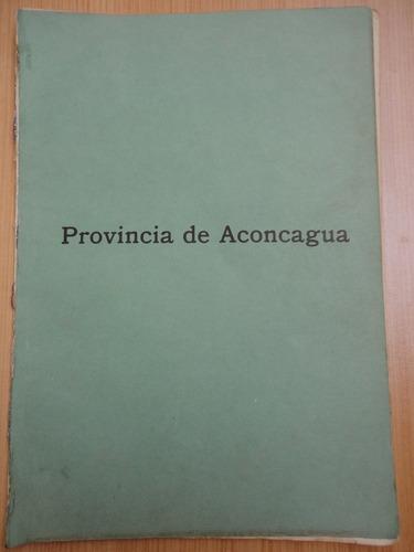 provincia de aconcagua guía comercial industrial agrícola