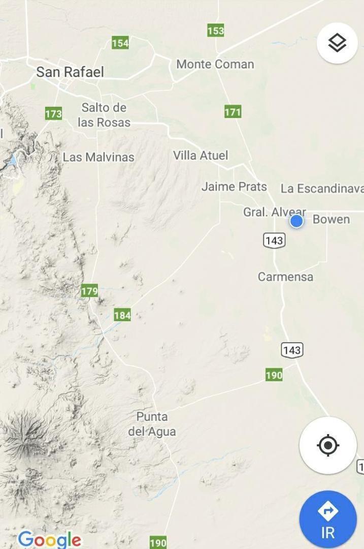 provincia de mendoza