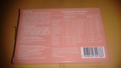 proximo da validade7/19 eximia fortalize fretegratisselevar2