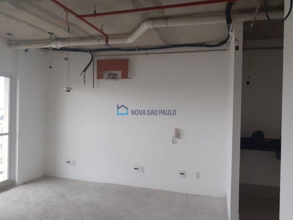 próximo metrô belem, sala comercial, 2 vagas, prédio novo ! - bi25740
