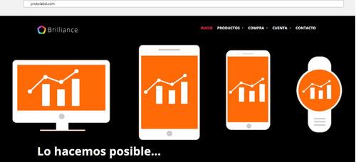 proy. soluciones, diseño (software-hardware,electrónica.)