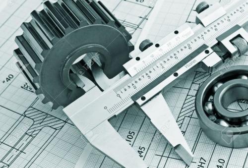 proyectista tecnicos calculos planos autocad industrial