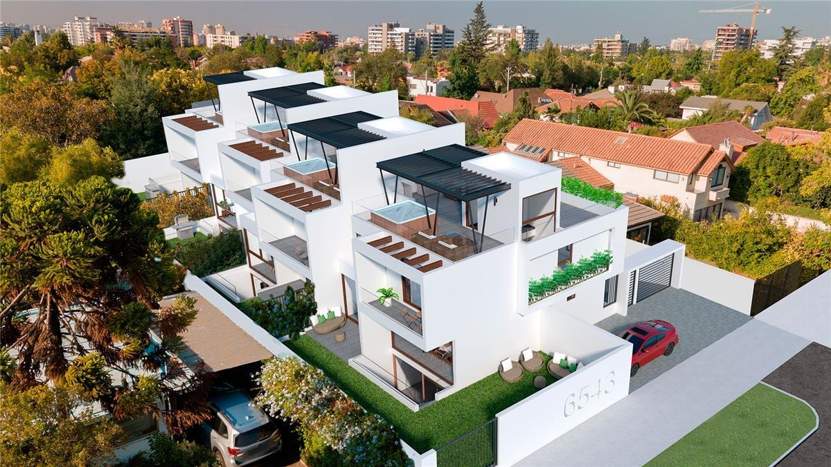 proyecto alonso townhouse