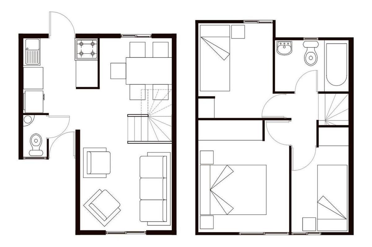 proyecto altos de copiapó - casas