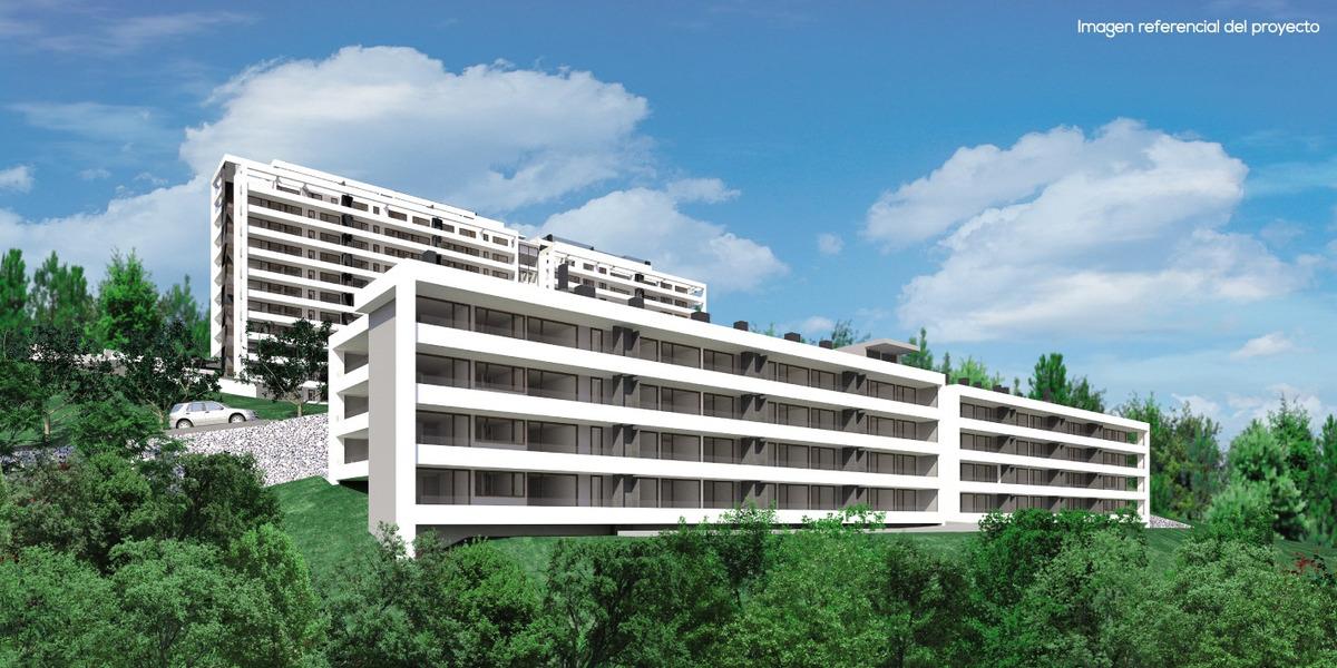 proyecto altos de idahue - edificio ciprés