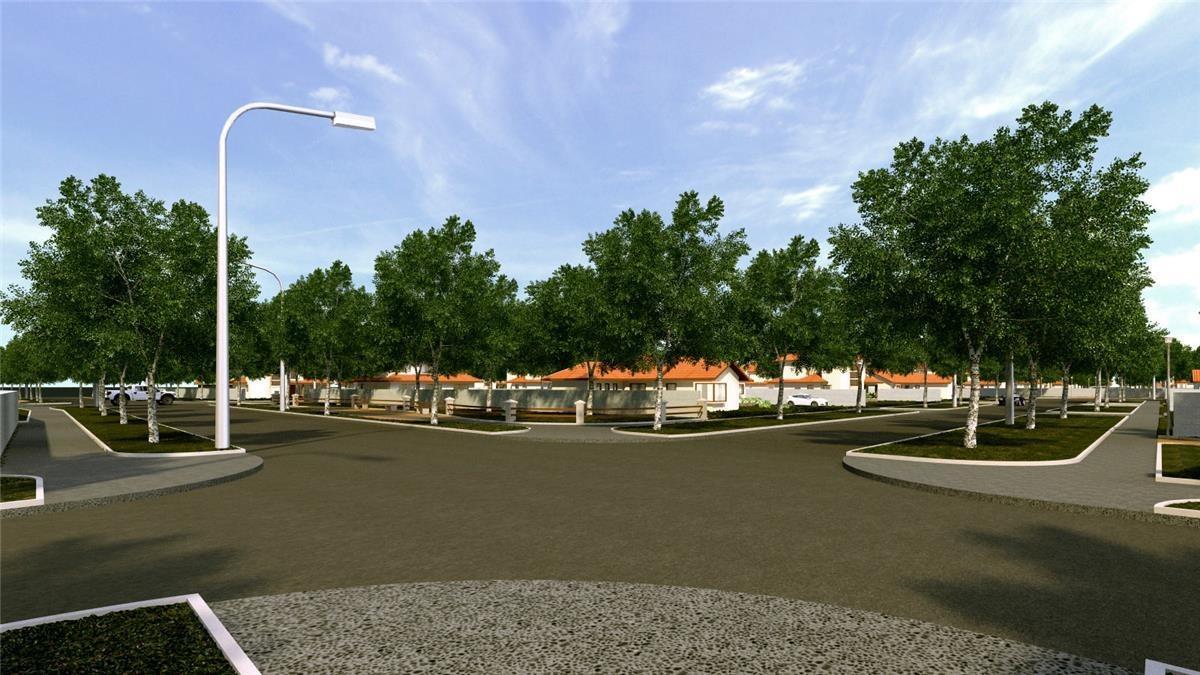 proyecto barrio adobes de nogales