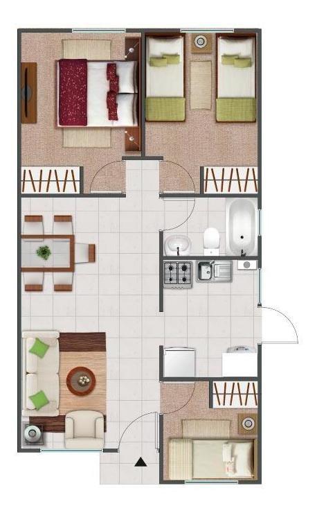 proyecto barrio los pinares iii