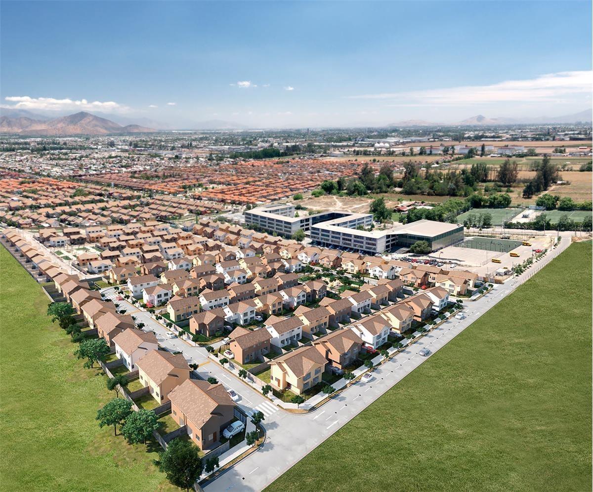 proyecto barrio oeste etapa 7-a