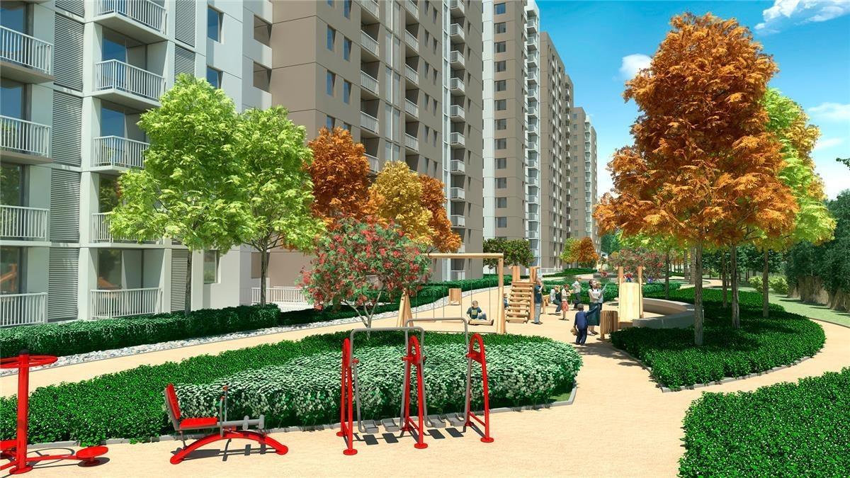 proyecto barrio parque curauma
